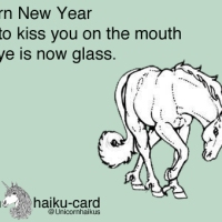 Unicorn New Year