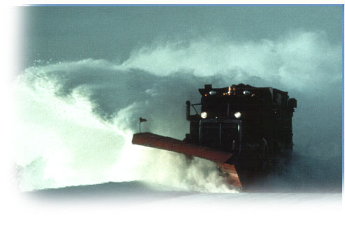 snow-plow
