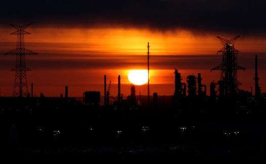 Sherwood Park Sunset