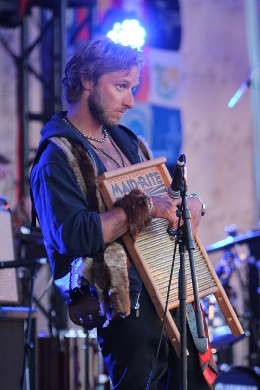 Feral musician