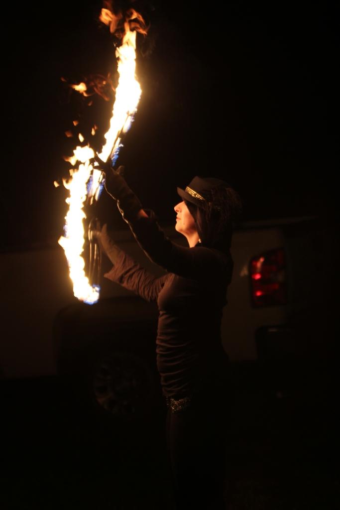 FIRE SHEILD