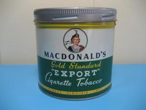 Tobacco Tin 1